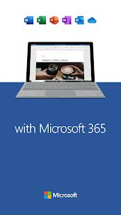 Microsoft Word Write Edit amp Share Docs on the Go v16.0.14131.20166 screenshots 5