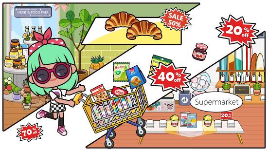 Miga Town My Store v1.4 screenshots 2