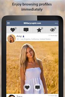 MilitaryCupid – Military Dating App v4.2.1.3407 screenshots 10