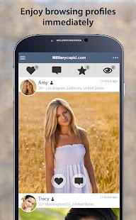 MilitaryCupid – Military Dating App v4.2.1.3407 screenshots 2