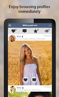 MilitaryCupid – Military Dating App v4.2.1.3407 screenshots 6