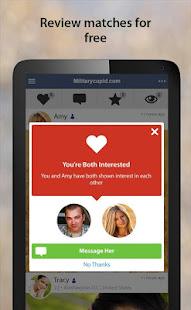 MilitaryCupid – Military Dating App v4.2.1.3407 screenshots 7
