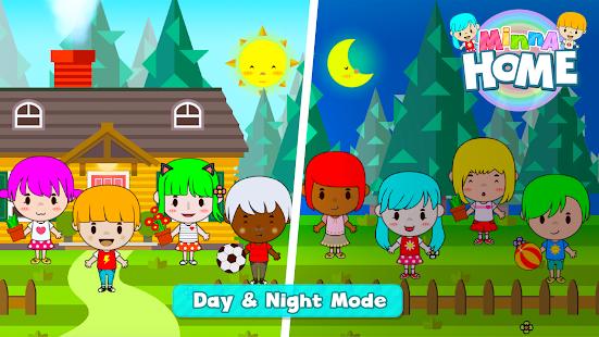 Minna Home Sweet Pretend Playground v1.1.1 screenshots 1