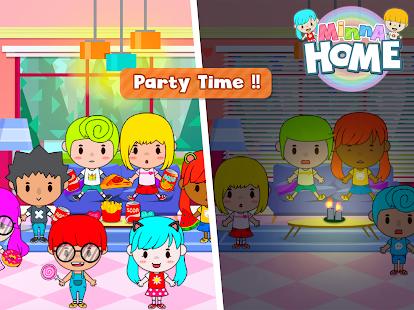 Minna Home Sweet Pretend Playground v1.1.1 screenshots 12