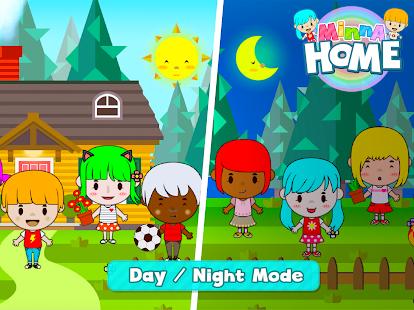 Minna Home Sweet Pretend Playground v1.1.1 screenshots 13