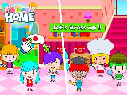 Minna Home Sweet Pretend Playground v1.1.1 screenshots 14