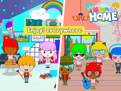Minna Home Sweet Pretend Playground v1.1.1 screenshots 15