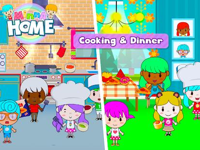 Minna Home Sweet Pretend Playground v1.1.1 screenshots 16