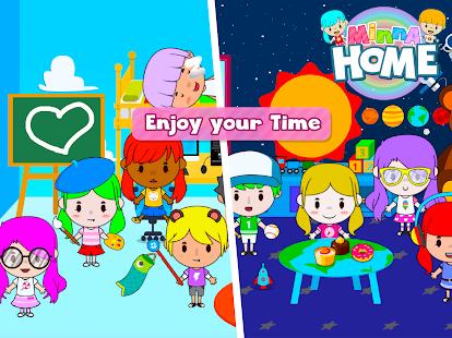 Minna Home Sweet Pretend Playground v1.1.1 screenshots 17