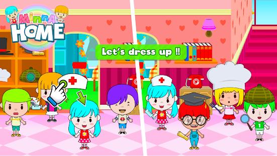 Minna Home Sweet Pretend Playground v1.1.1 screenshots 2