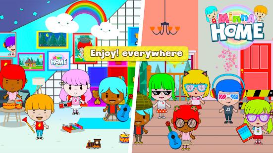 Minna Home Sweet Pretend Playground v1.1.1 screenshots 3