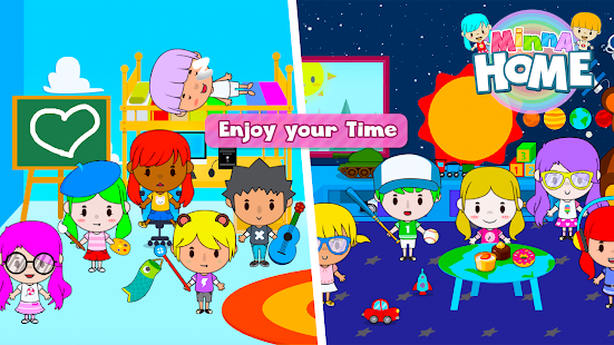 Minna Home Sweet Pretend Playground v1.1.1 screenshots 5