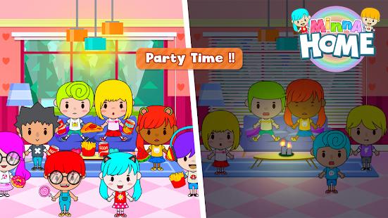 Minna Home Sweet Pretend Playground v1.1.1 screenshots 6