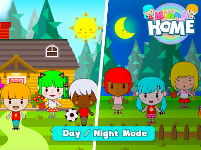 Minna Home Sweet Pretend Playground v1.1.1 screenshots 7