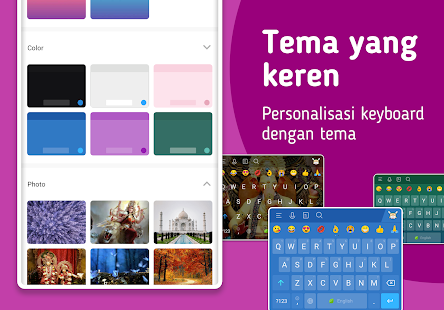 Mint Keyboard – Stiker Font amp Tema v1.10.01.002 screenshots 10