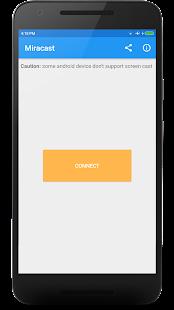 Miracast – Wifi Display v2.0 screenshots 4
