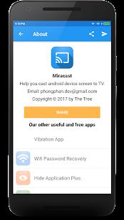 Miracast – Wifi Display v2.0 screenshots 6