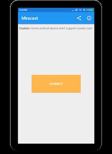 Miracast – Wifi Display v2.0 screenshots 7