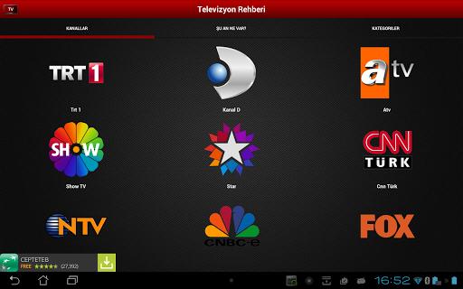 Mobil Canl Tv v2.6.0 screenshots 6