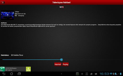 Mobil Canl Tv v2.6.0 screenshots 9