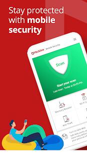 Mobile Security VPN Proxy amp Anti Theft Safe WiFi v5.14.0.117 screenshots 1