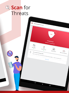 Mobile Security VPN Proxy amp Anti Theft Safe WiFi v5.14.0.117 screenshots 18