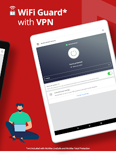 Mobile Security VPN Proxy amp Anti Theft Safe WiFi v5.14.0.117 screenshots 19