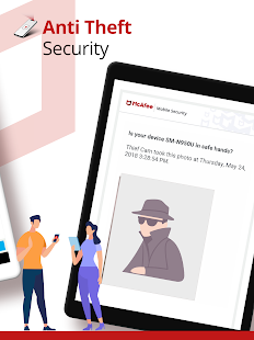 Mobile Security VPN Proxy amp Anti Theft Safe WiFi v5.14.0.117 screenshots 22