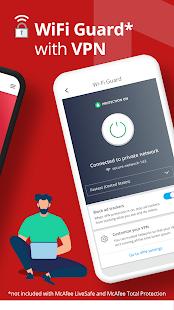 Mobile Security VPN Proxy amp Anti Theft Safe WiFi v5.14.0.117 screenshots 3