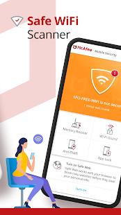Mobile Security VPN Proxy amp Anti Theft Safe WiFi v5.14.0.117 screenshots 4