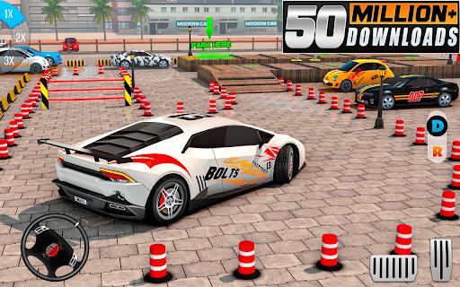 Modern Car Parking 3D amp Driving Games – Car Games v3.98 screenshots 1