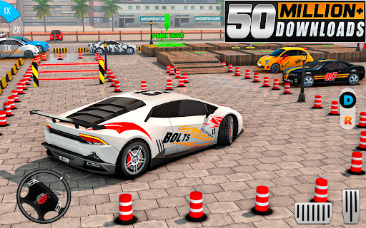 Modern Car Parking 3D amp Driving Games – Car Games v3.98 screenshots 15