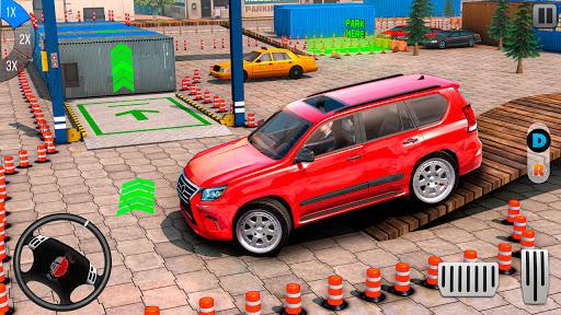 Modern Car Parking 3D amp Driving Games – Car Games v3.98 screenshots 3