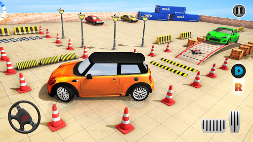 Modern Car Parking 3D amp Driving Games – Car Games v3.98 screenshots 5