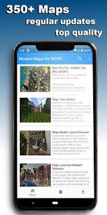 Modern Houses for Minecraft v1.6.0 screenshots 1