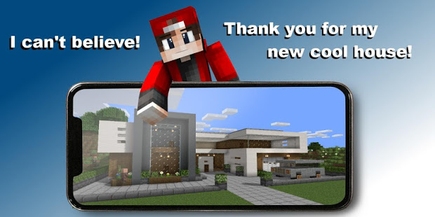 Modern Houses for Minecraft v1.6.0 screenshots 4