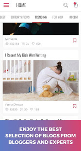 Momspresso Motherhood Parenting MyMoney Baby v16.2.0 screenshots 3