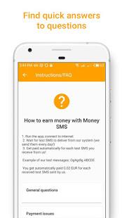 Money SMS Make Money Online v1.0.4-demo screenshots 4