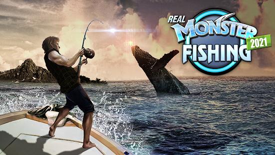Monster Fishing 2021 v0.1.201 screenshots 1