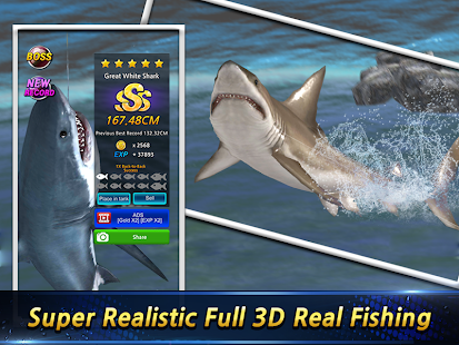 Monster Fishing 2021 v0.1.201 screenshots 10