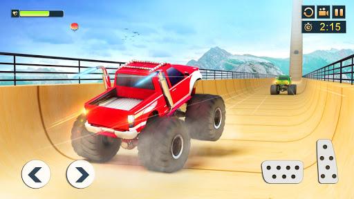 Monster Truck Stunt Driving Games Truck Simulator v2.4 screenshots 2