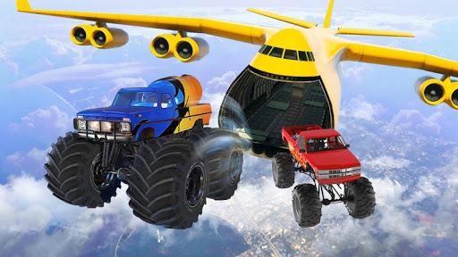 Monster Truck Stunt Driving Games Truck Simulator v2.4 screenshots 7