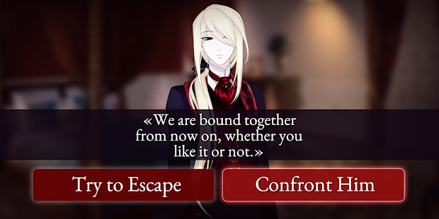 Moonlight Lovers Vladimir – Otome Game Vampire v1.0.54 screenshots 4