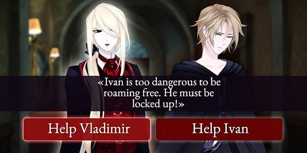 Moonlight Lovers Vladimir – Otome Game Vampire v1.0.54 screenshots 5