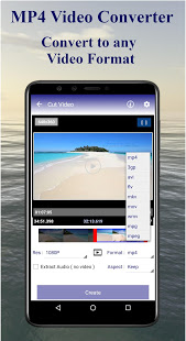 Mp4 Video Converter v1031 screenshots 3