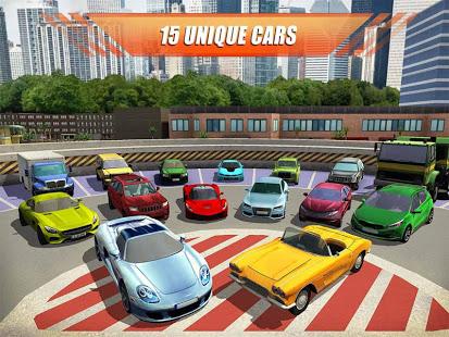 Multi Level 4 Parking v1.1 screenshots 15