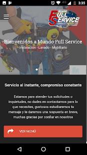 Mundo Full Service v screenshots 1