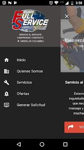 Mundo Full Service v screenshots 3
