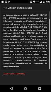 Mundo Full Service v screenshots 6