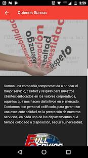 Mundo Full Service v screenshots 8